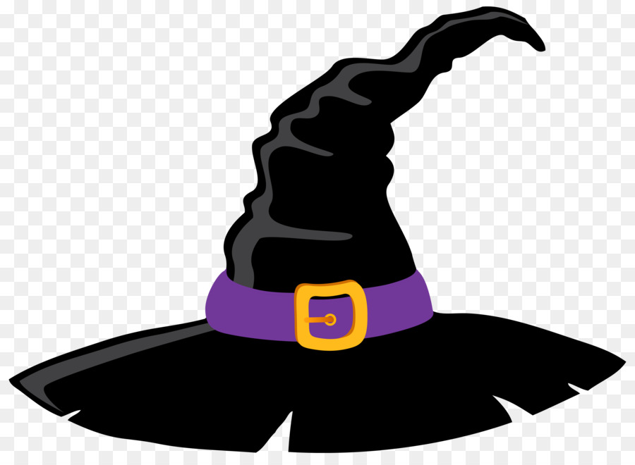 Transparent witch clipart image royalty free Halloween Witch Hat png download - 6312*4571 - Free ... image royalty free
