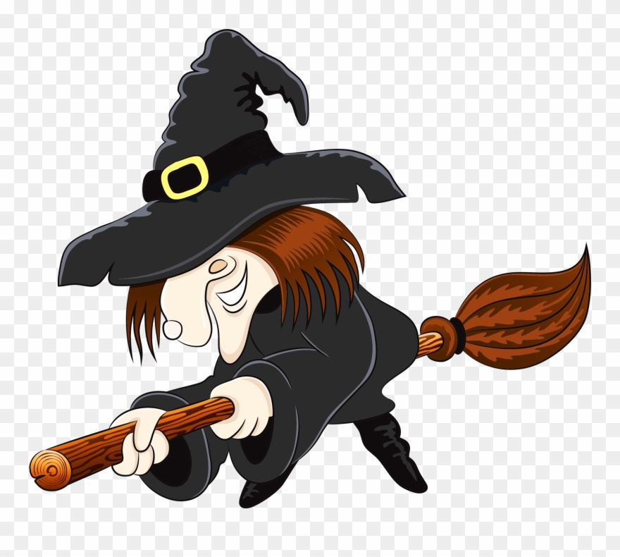 Transparent witch clipart picture free library Halloween Witch Png Clipart - Witch Clipart Transparent Png ... picture free library