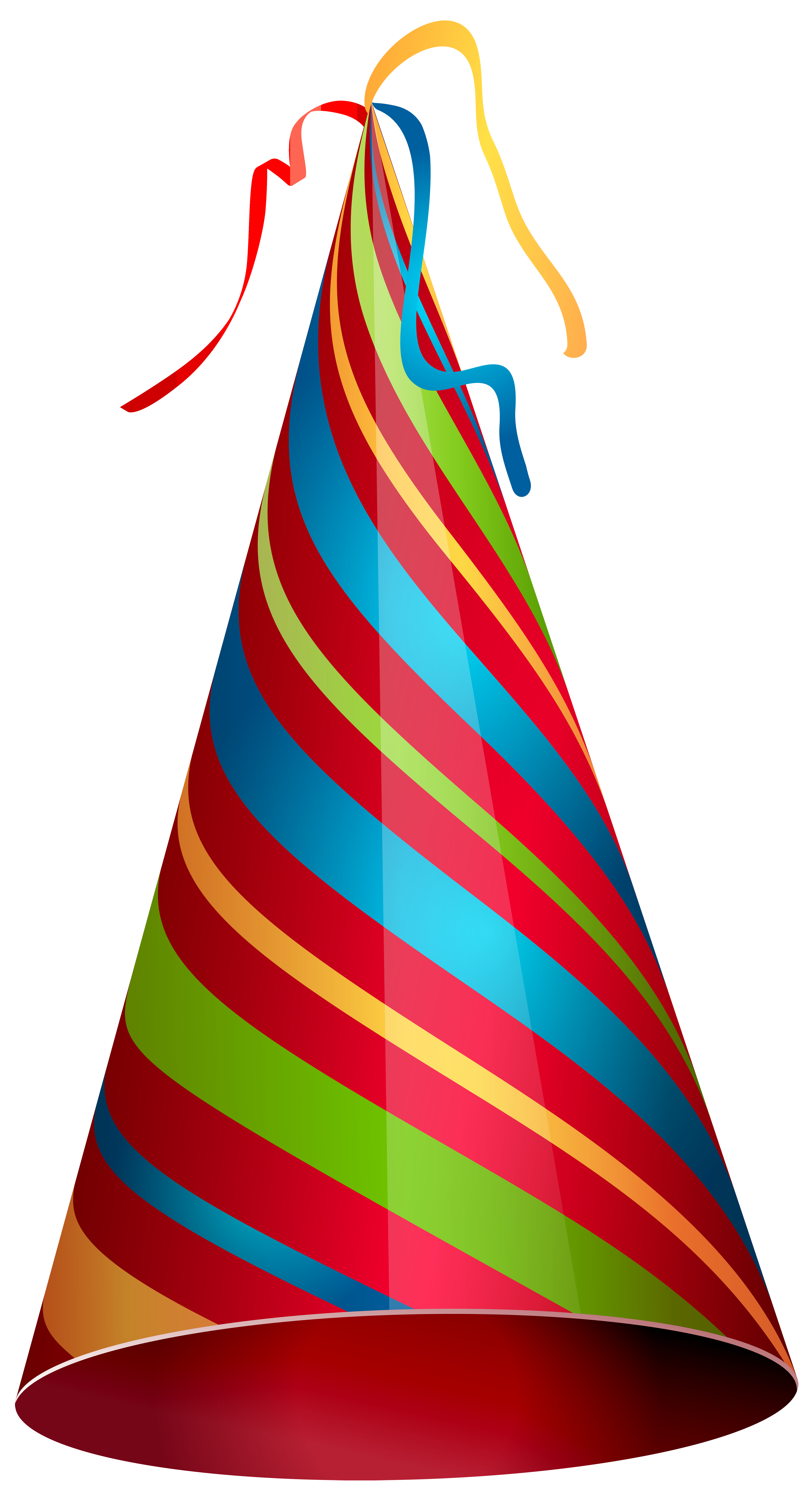 Transparentparty hats clipart graphic stock Colorful Party Hat Transparent PNG Clip Art Image | Gallery ... graphic stock