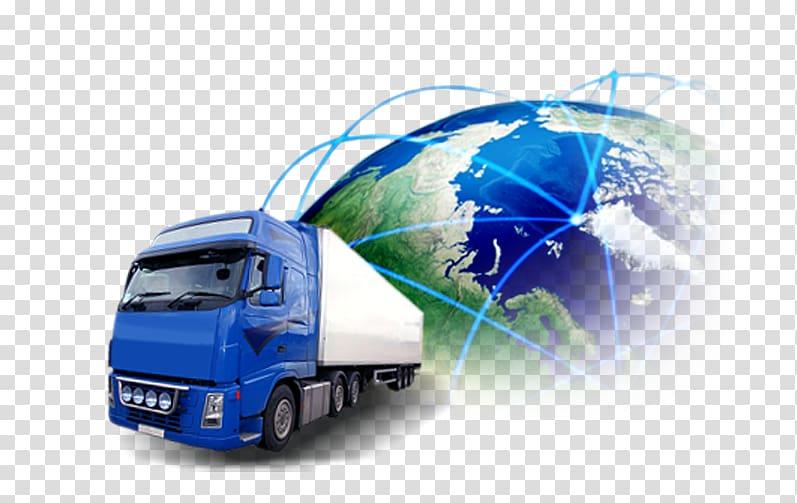 Transportation company clipart