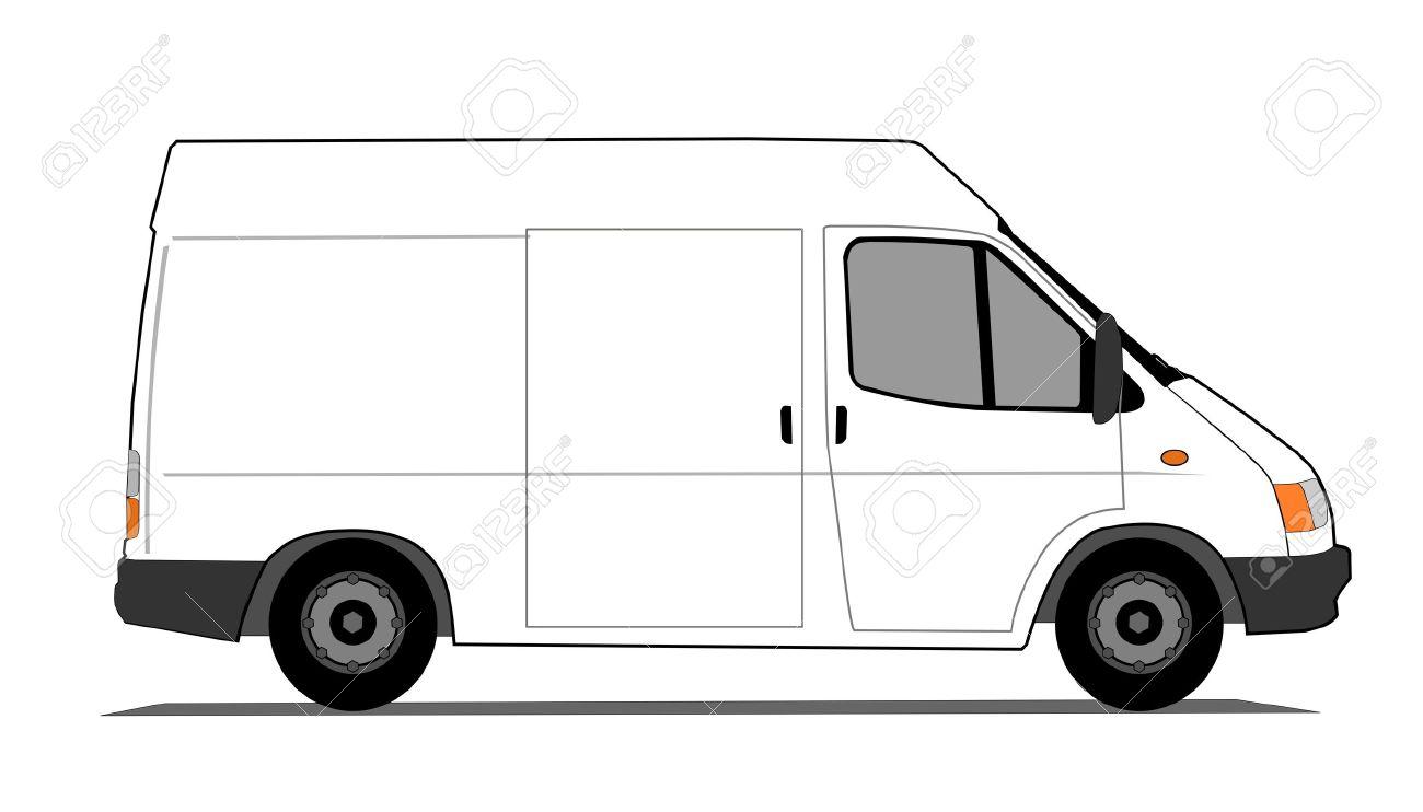Transportation van clipart svg free library Van Clipart - Clip Art Library svg free library