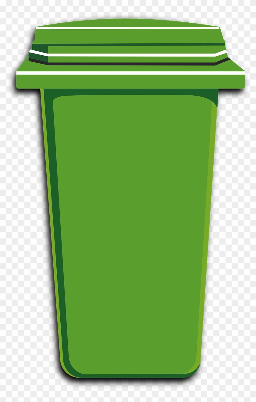 Trash and recyling bin clipart image freeuse Trash Can Vector Png - Garbage Bin Clip Art, Transparent Png ... image freeuse