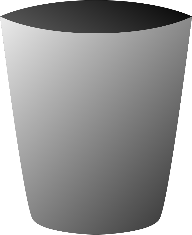 Trash can filled clipart clip stock Trashcan Clipart & Trashcan Clip Art Images - ClipartALL.com clip stock