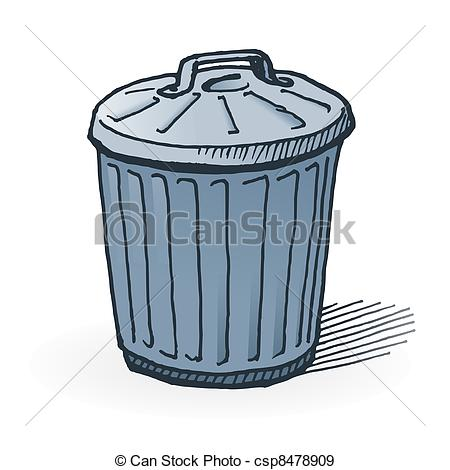 Trash can filled clipart vector transparent library Dustbin Stock Photos and Images. 10,474 Dustbin pictures and ... vector transparent library