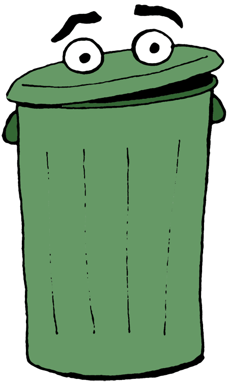 Trash can filled clipart jpg library Trash can filled clipart - ClipartFest jpg library