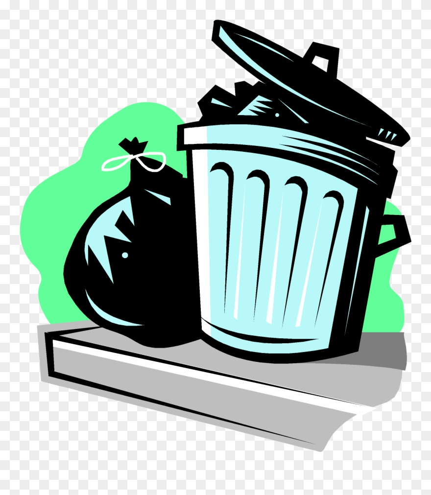 Trash And Recycling Clipart - Png Download (#181777 ... clipart royalty free library