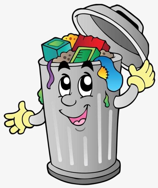 Trash clipart png 2 » Clipart Portal vector royalty free