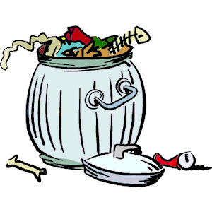 Download Free png Smelly garbage clipart - DLPNG.com clip art royalty free stock