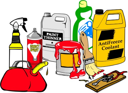 Trash items clipart png free library Household Hazardous Waste Collection Events | City of Covina ... png free library