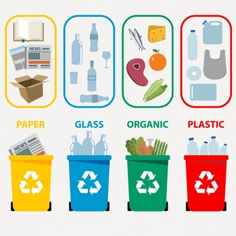 Trash items clipart image free download Garbage Vectors, Photos and PSD files | Free Download image free download