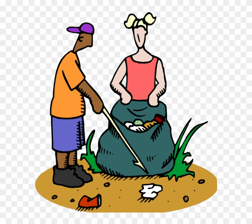 Pick it up clipart clip download Community Service Project-trash Pick Up - Keep Your School ... clip download