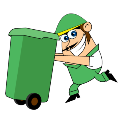Trashman clipart image library stock Free Garbage Man Pictures, Download Free Clip Art, Free Clip ... image library stock