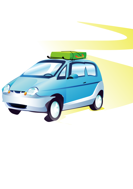 Travel car clipart clipart library download Free Clipart: Travel car | vectorsme clipart library download