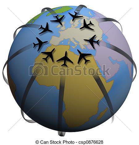 Traveling plane destination clipart picture freeuse stock Traveling plane destination clipart - ClipartFest picture freeuse stock