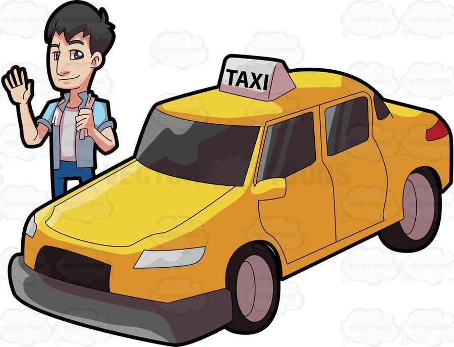 Download taxi driver clipart Taxi Auto rickshaw Clip art vector royalty free library