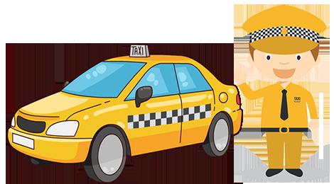 Download Free png Taxi Driver Clipart - DLPNG.com clip freeuse