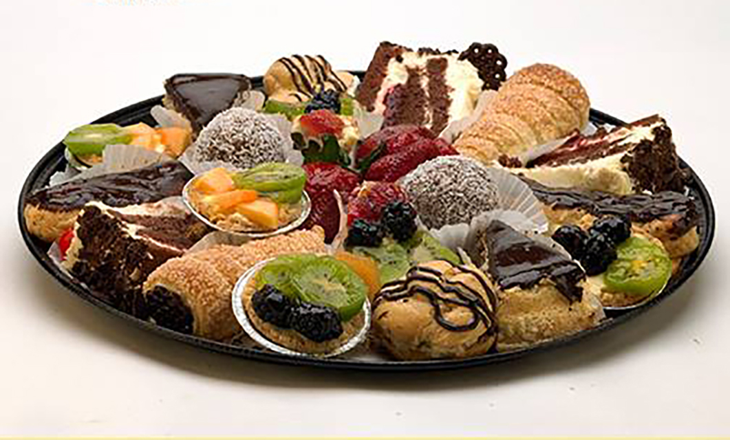 Tray of pastrie clipart jpg free stock Cakes & Pastries Tray jpg free stock