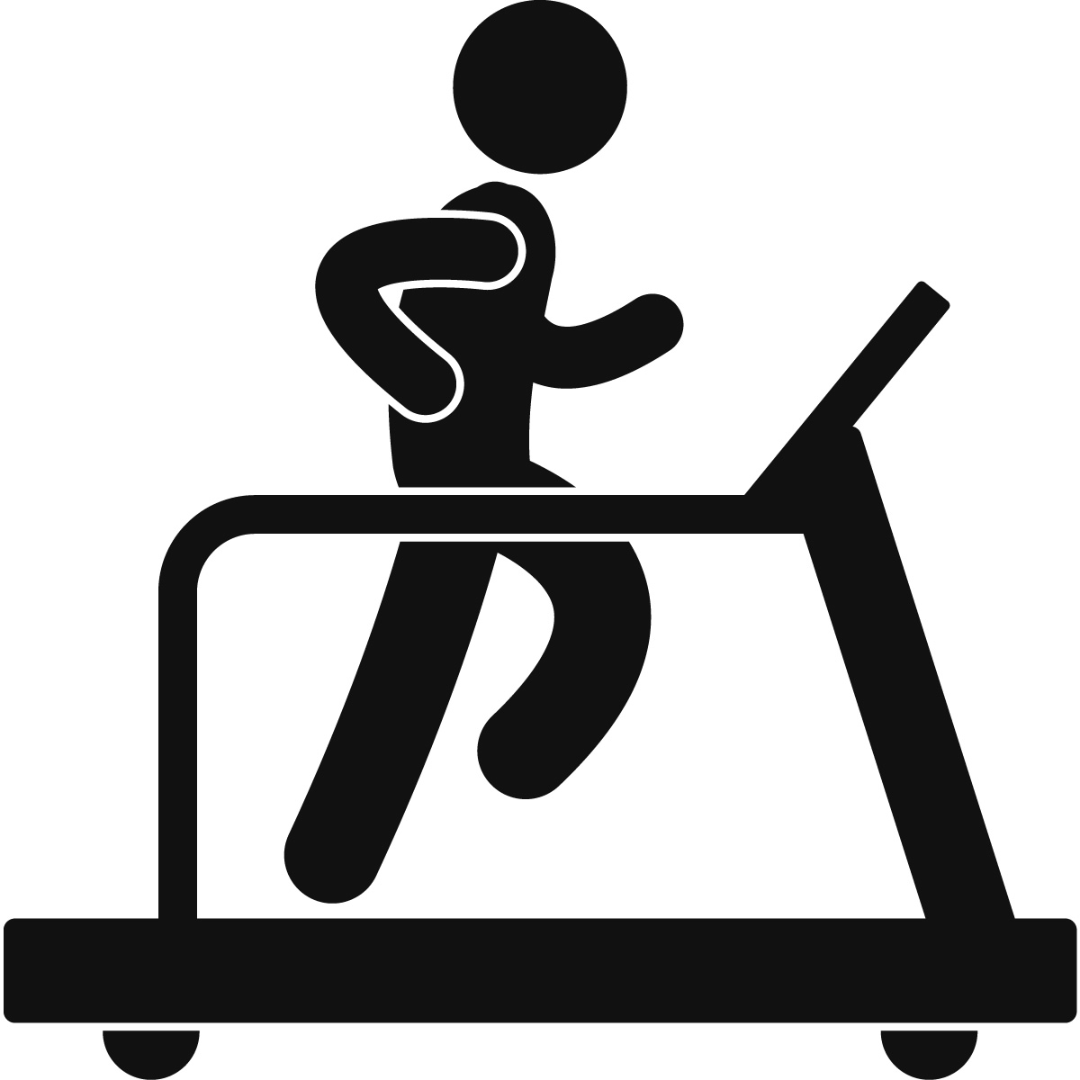 Treadmill clipart 9 » Clipart Station image royalty free library