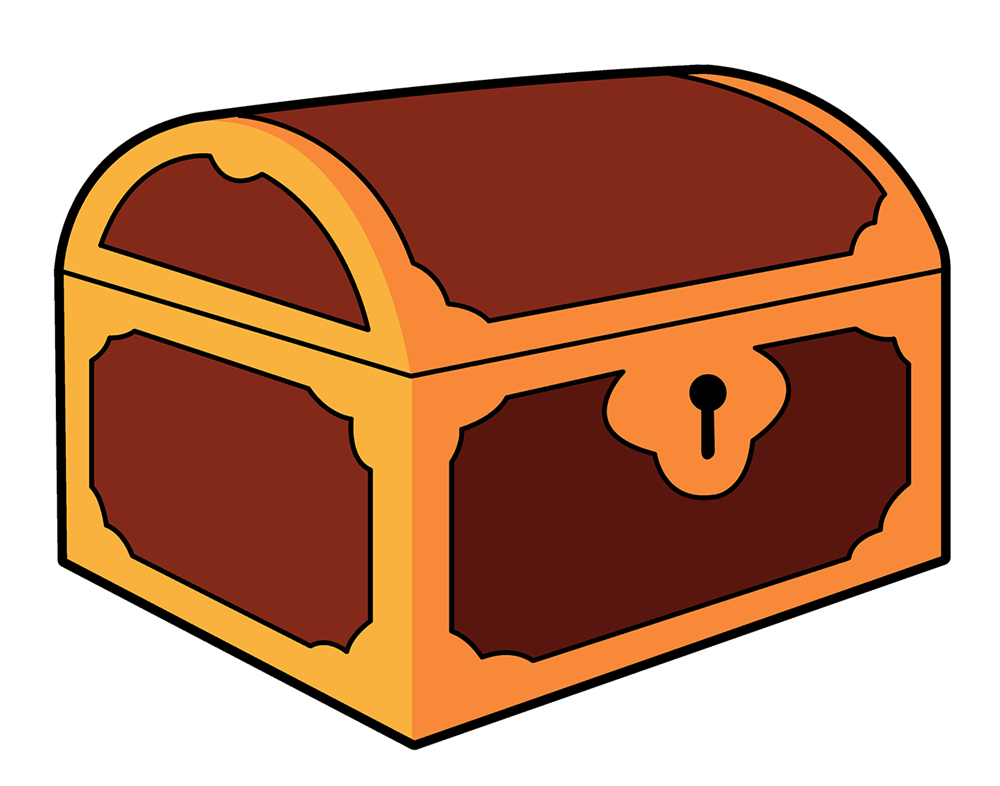 Free Treasure Chest Cliparts, Download Free Clip Art, Free ... graphic black and white download