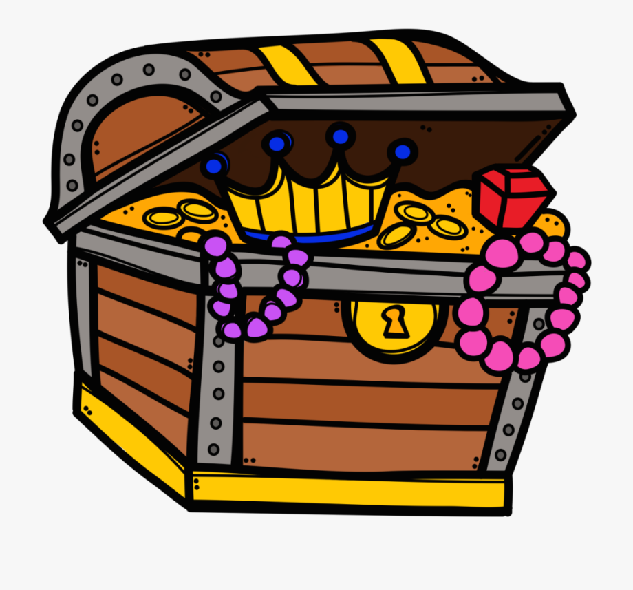 Download - Treasure Chest Clipart Png #98192 - Free Cliparts ... image library