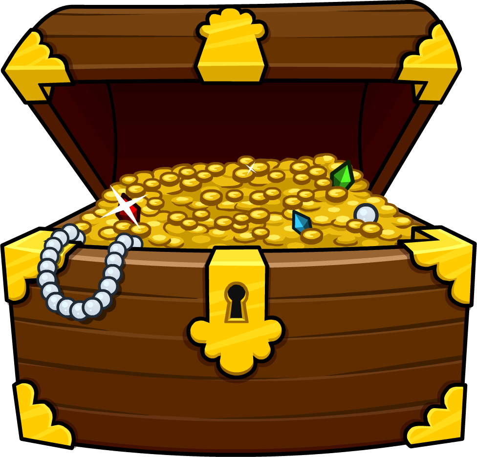 Free treasure chest clipart - ClipartBarn clipart free stock