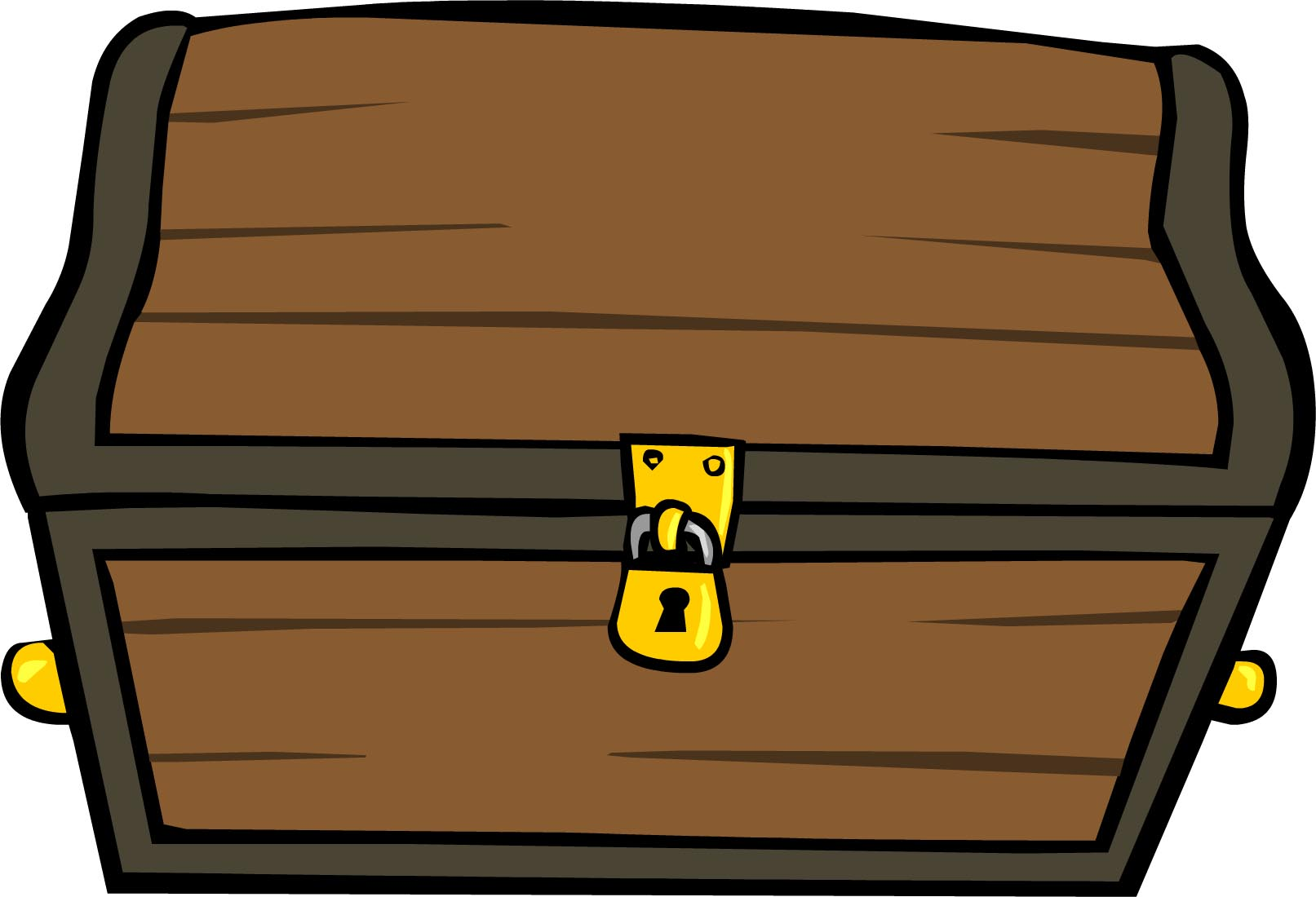 Treasure Chest Clipart with Lock - Clipart1001 - Free Cliparts png transparent download