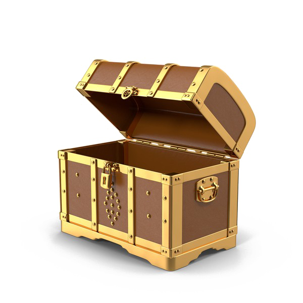 Treasure Chest PNG Images Transparent Free Download ... clip stock