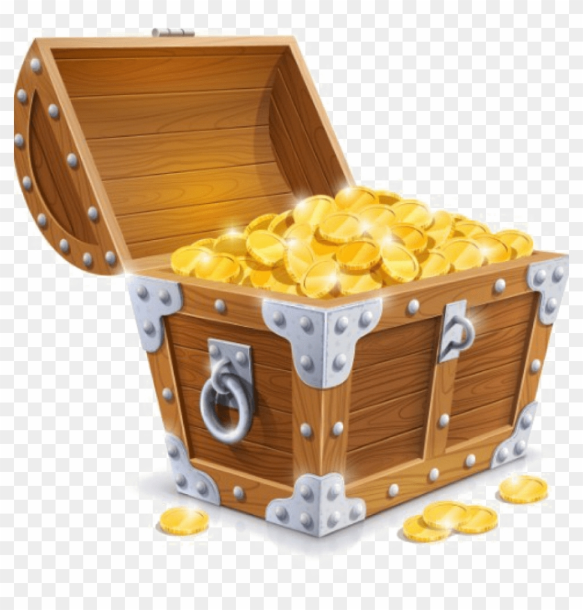 Treasure chest clipart no background banner royalty free library Free Png Download Treasure Chest Clipart Png Photo ... banner royalty free library