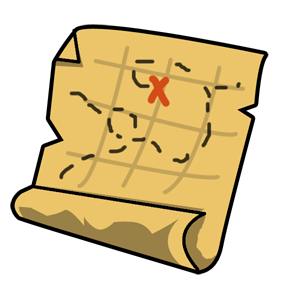 Treasure map lines clipart jpg Collection of Treasure map clipart | Free download best ... jpg