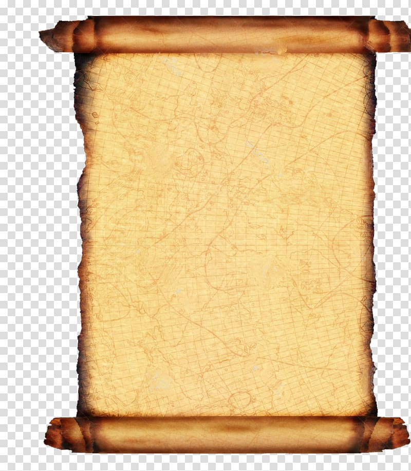 Treasure map scroll clipart free Treasure map Scroll World map, map transparent background ... free