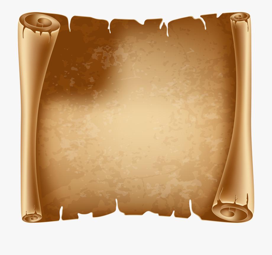 Treasure map scroll clipart free stock Blank Treasure Map Clipart - Scroll Old Paper Clipart ... free stock