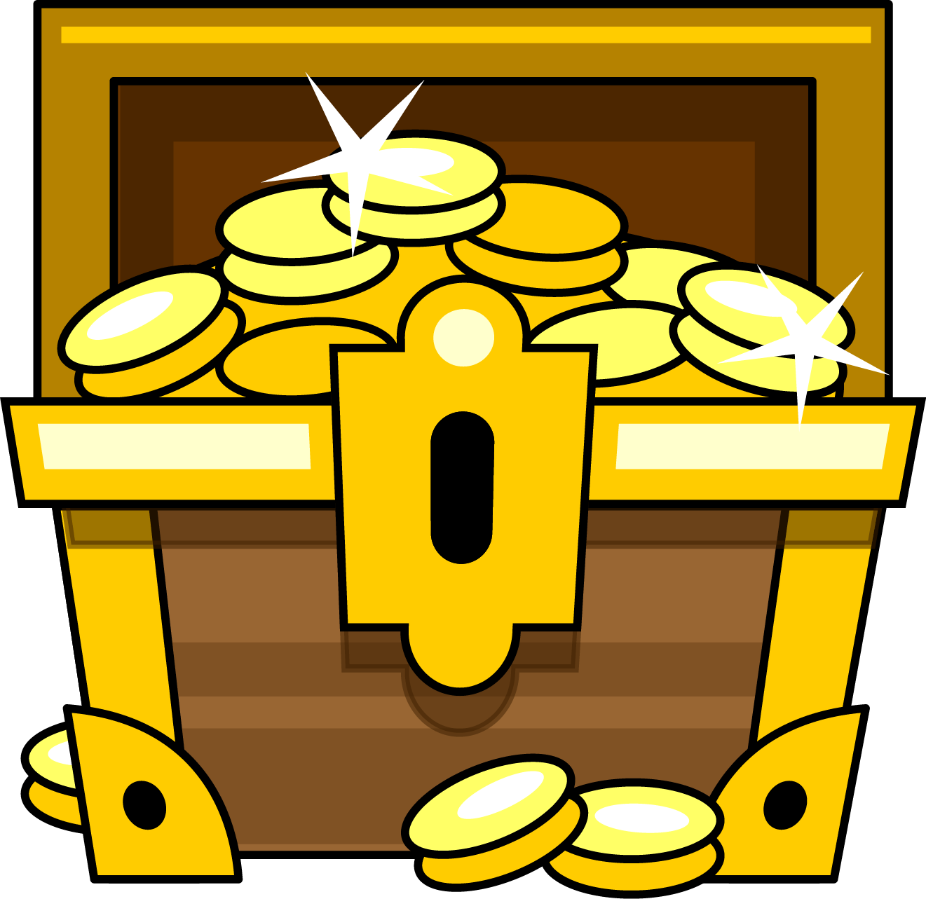 Pirate Treasure Chest Clipart | Free download best Pirate ... clip art royalty free stock