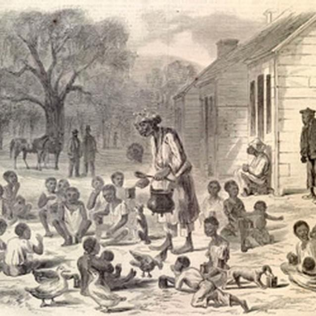Treatment of slaves pic clipart image freeuse African American Children (U.S. National Park Service) image freeuse
