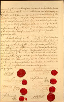 Treaty of guadalupe hidalgo clipart black and white library Treaty of Guadalupe Hidalgo Goes On Tour - AZPM black and white library