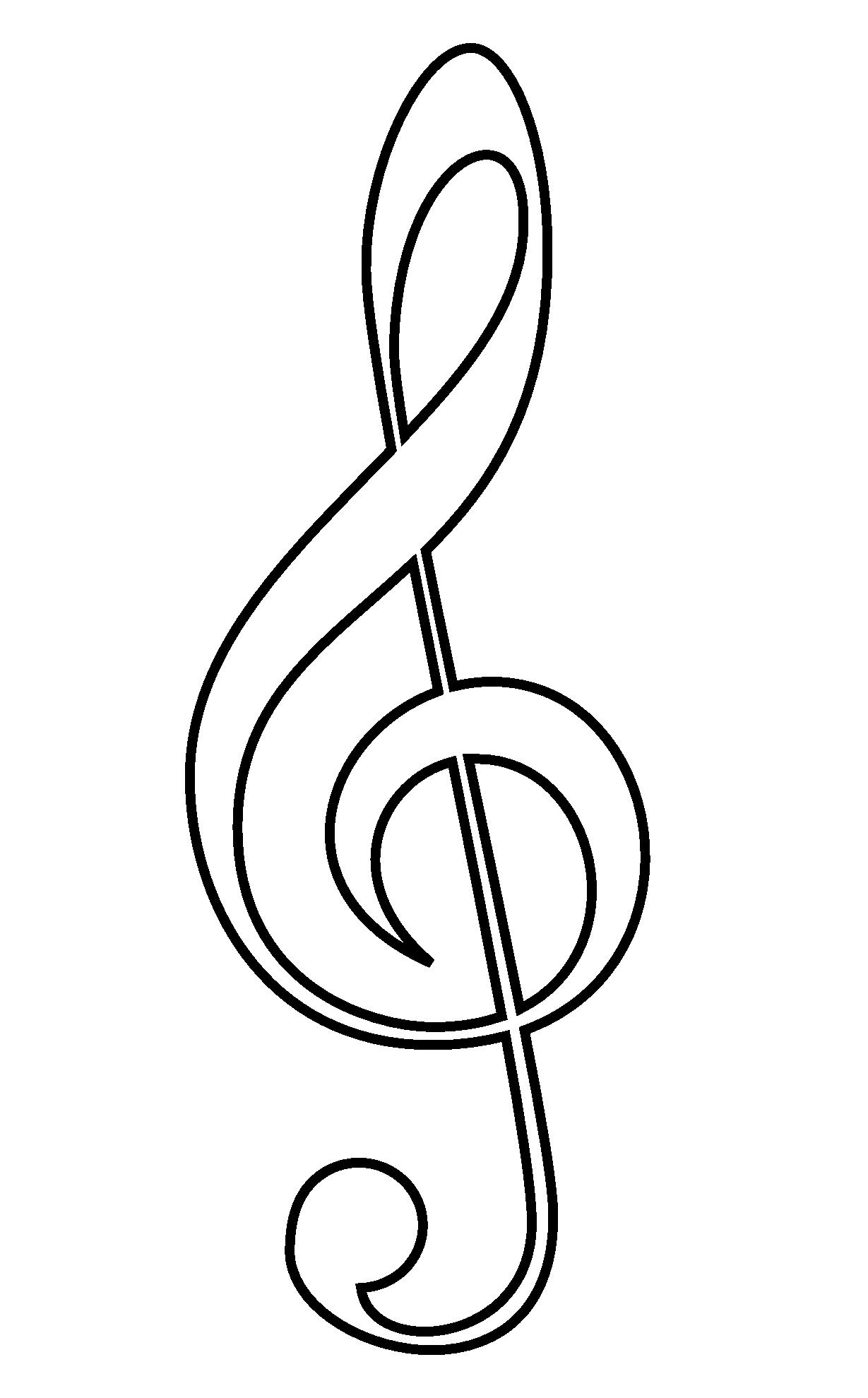 Treble clef and cross clipart royalty free treble clef | rickvanderzwet Treble clef SVG 5(K) | zene | Pinterest ... royalty free