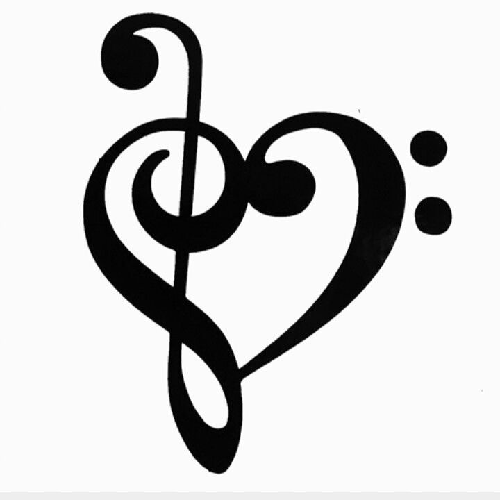 Treble Clef Graphic Clipart | Free download best Treble Clef ... jpg black and white download
