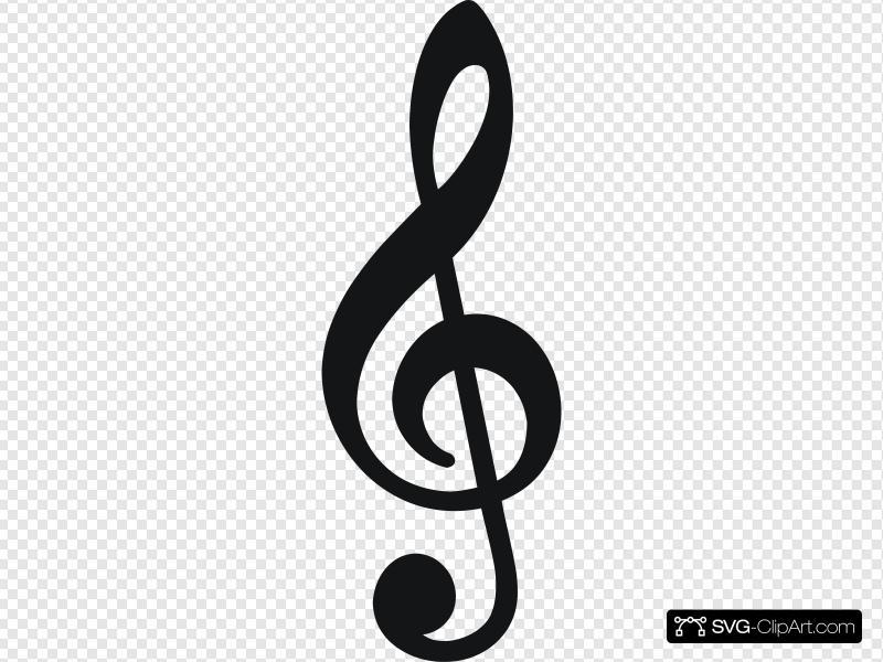 Treble clipart png royalty free stock Treble Clip art, Icon and SVG - SVG Clipart png royalty free stock