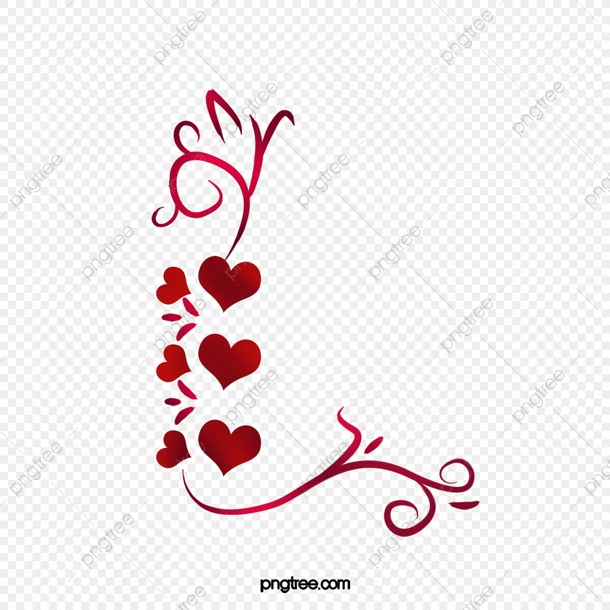 Love Border, Love Clipart, Love, Red PNG Transparent Clipart ... picture free library