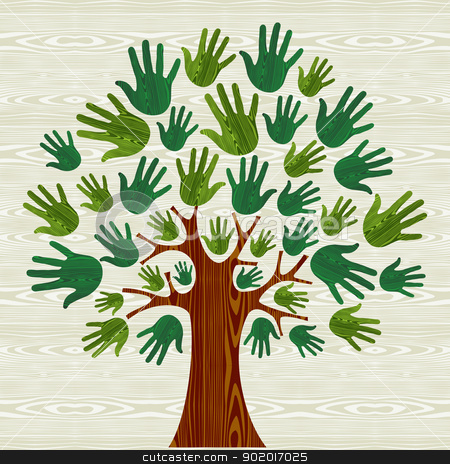 Tree and hands clipart banner transparent Helping hands tree clipart - Clip Art Library banner transparent