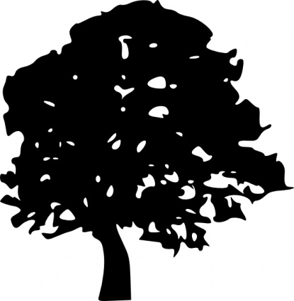 Tree black clipart clip freeuse stock clip art trees black and white   Clipart Panda - Free ... clip freeuse stock