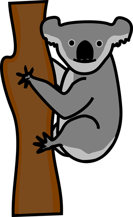 Tree climbing clipart svg free download transparent clipart bear climbing tree - Clipground svg free download