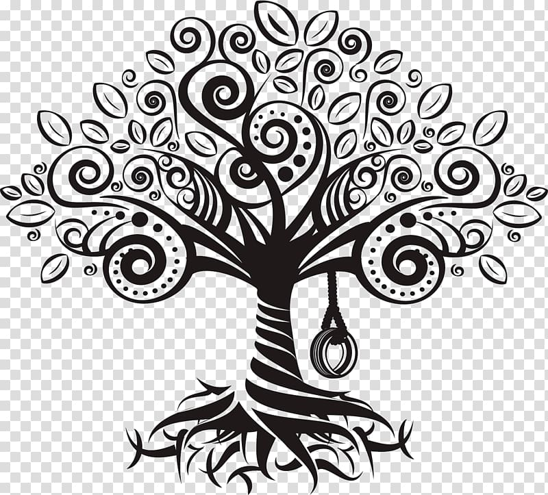 Tree clipart for wedding invitations graphic freeuse Black tree artwork, Wedding invitation Logo , hindu wedding ... graphic freeuse