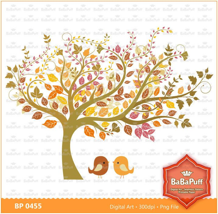 Trees wedding invites designs clipart jpg black and white library Fall Tree Clip Art. For Wedding Invitation Cards Making ... jpg black and white library