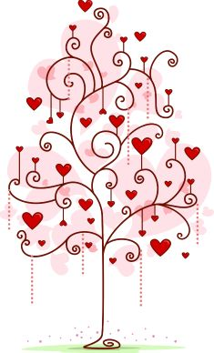 Tree clipart with hearts png royalty free library 1000+ ideas about Heart Tree on Pinterest   January crafts ... png royalty free library