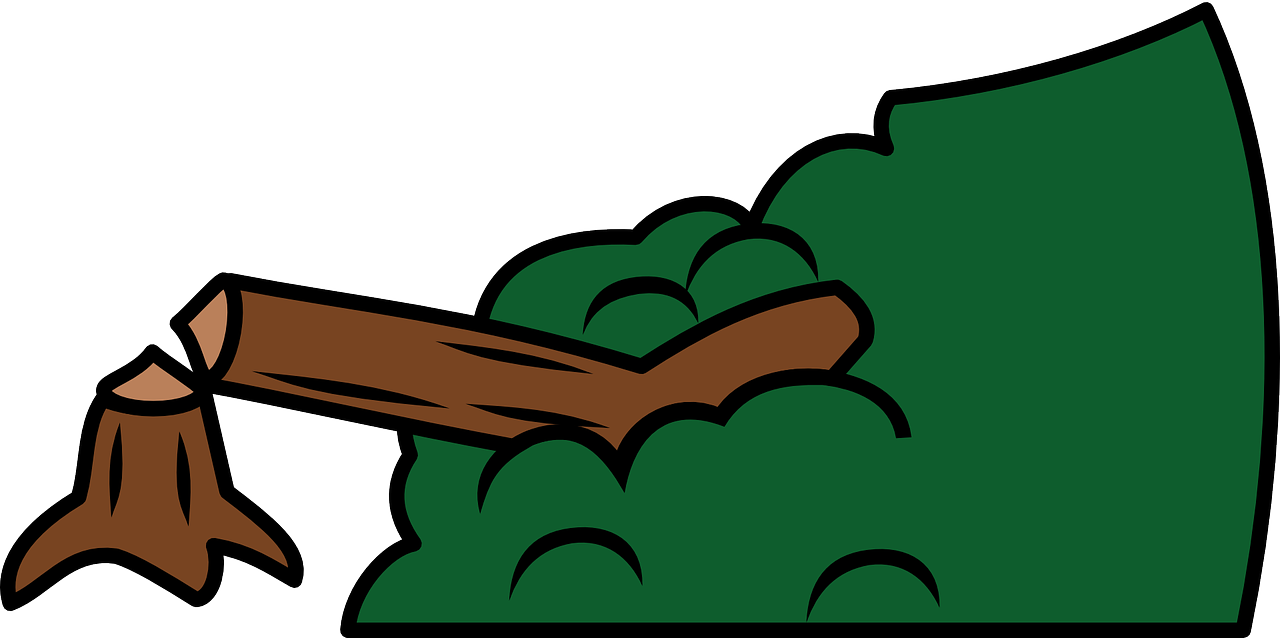 Tree felling clipart clip library stock Tree Felling - East Midlands Tree Services clip library stock
