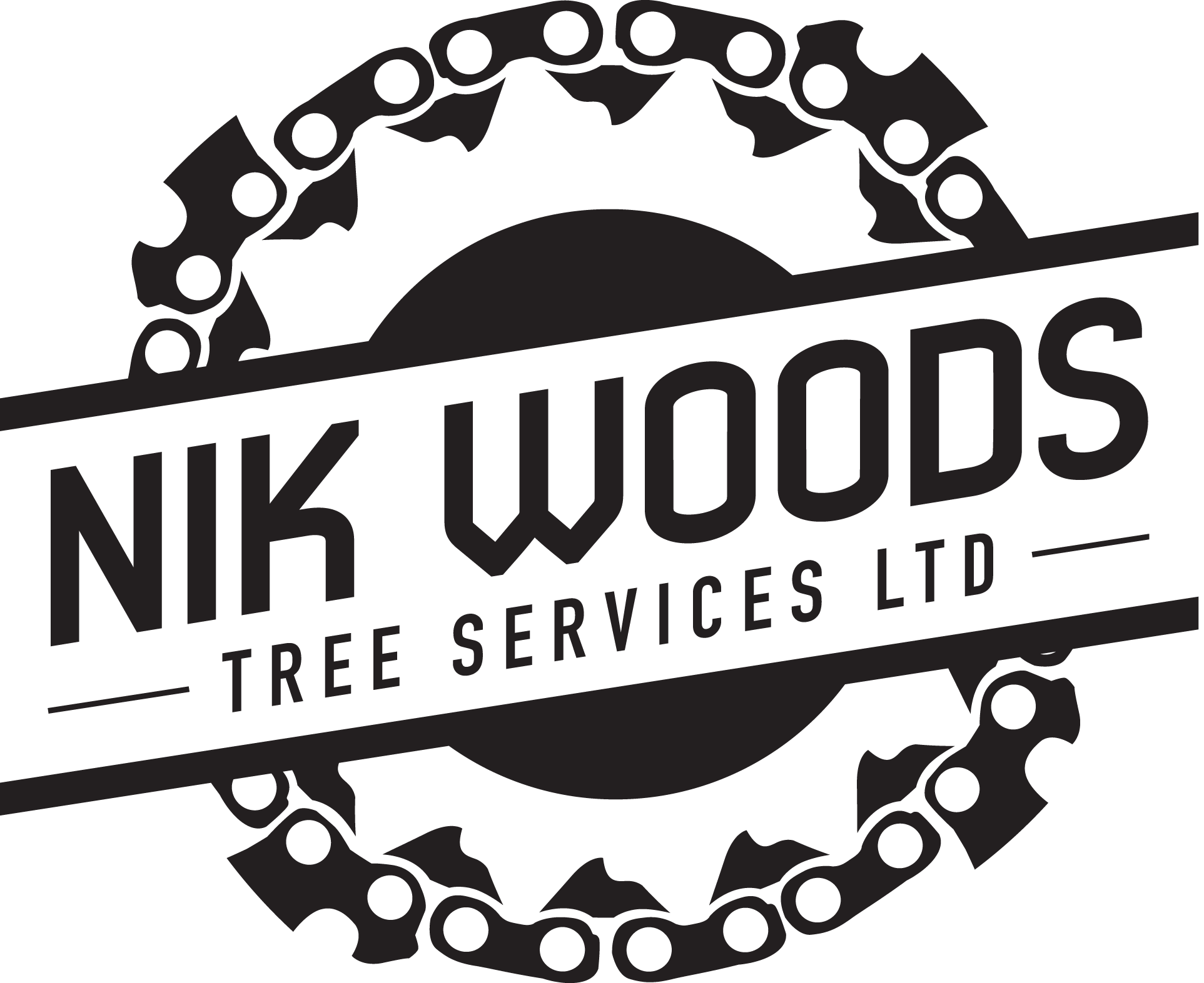 Tree felling clipart picture transparent stock Home - Nik Woods Tree Services picture transparent stock
