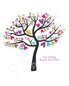 Tree hearts clipart svg library Heart tree clipart - ClipartFest svg library