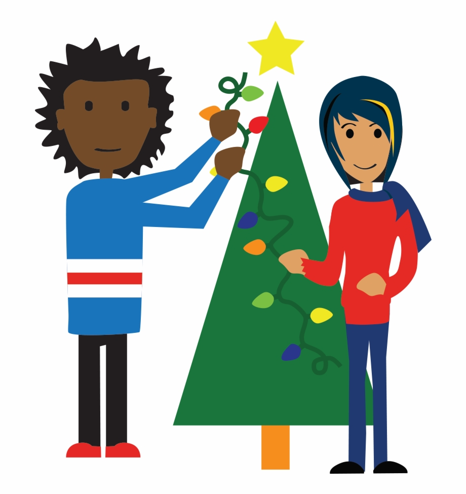 Tree its a boy clipart graphic royalty free Boy And Girl With Tree And Lights - Kamen Rider W Bomb ... graphic royalty free