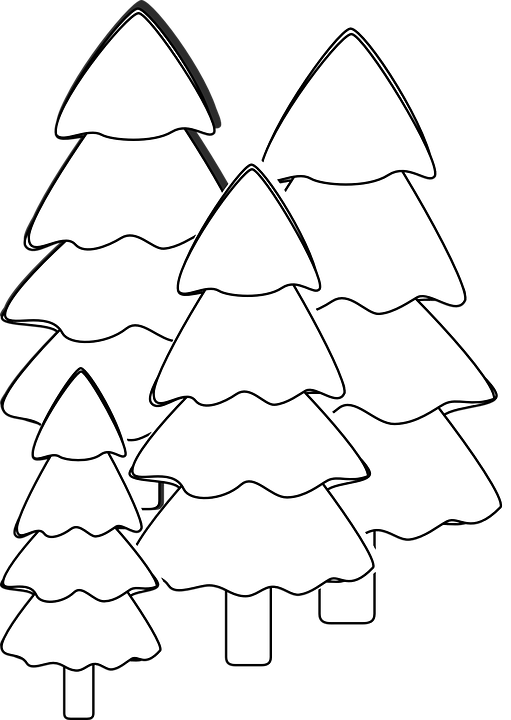 Tree line clipart banner Fir Tree Clipart group tree - Free Clipart on Dumielauxepices.net banner
