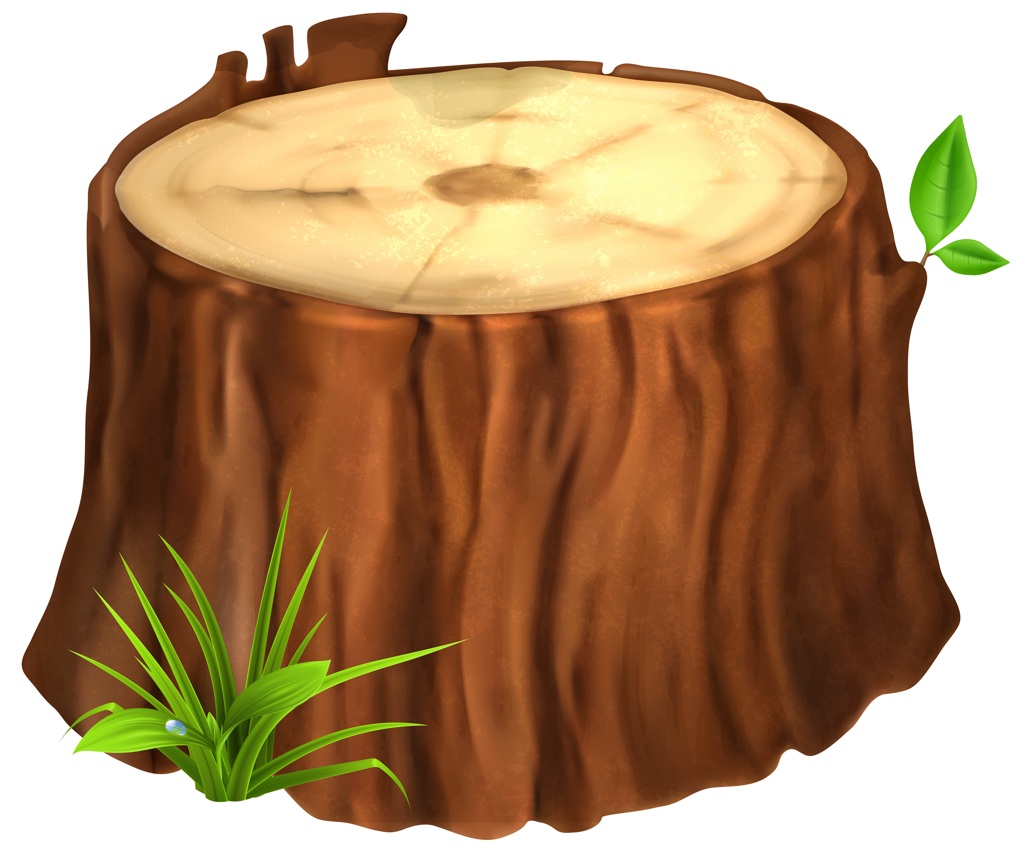 Tree log clipart graphic royalty free library Tree Stump PNG Clipart Image | Gallery Yopriceville - High-Quality ... graphic royalty free library